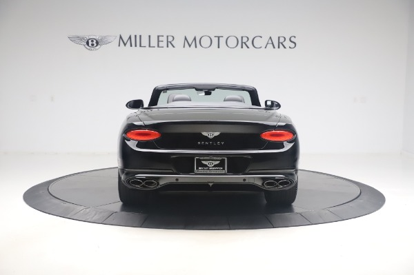 New 2020 Bentley Continental GT Convertible V8 for sale $275,045 at Rolls-Royce Motor Cars Greenwich in Greenwich CT 06830 6