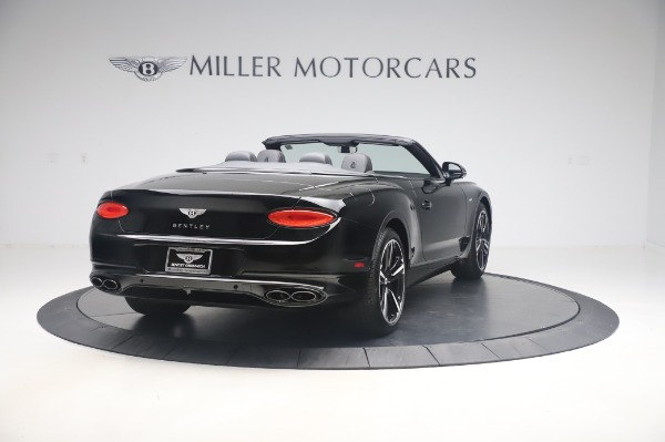 New 2020 Bentley Continental GTC V8 for sale $275,045 at Rolls-Royce Motor Cars Greenwich in Greenwich CT 06830 7
