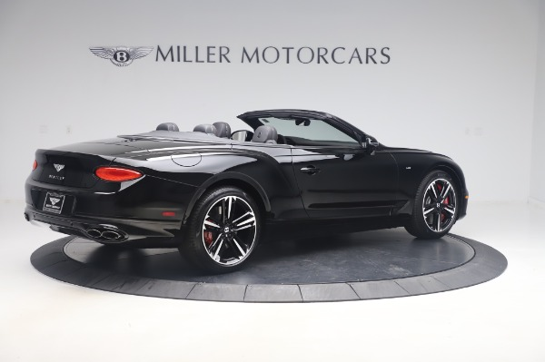 New 2020 Bentley Continental GT Convertible V8 for sale $275,045 at Rolls-Royce Motor Cars Greenwich in Greenwich CT 06830 8