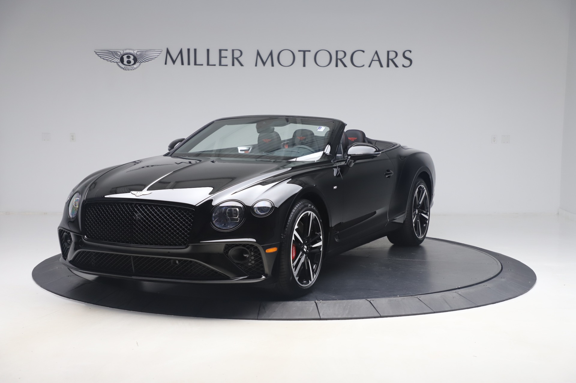 New 2020 Bentley Continental GTC V8 for sale $275,045 at Rolls-Royce Motor Cars Greenwich in Greenwich CT 06830 1