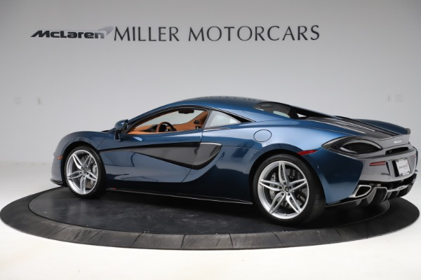 Used 2017 McLaren 570S for sale $149,900 at Rolls-Royce Motor Cars Greenwich in Greenwich CT 06830 4