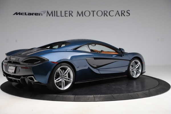 Used 2017 McLaren 570S for sale $149,900 at Rolls-Royce Motor Cars Greenwich in Greenwich CT 06830 8