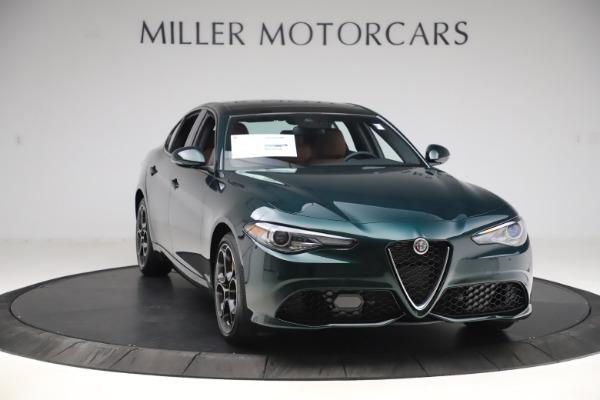 New 2020 Alfa Romeo Giulia Ti Sport Q4 for sale $54,995 at Rolls-Royce Motor Cars Greenwich in Greenwich CT 06830 11