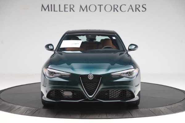 New 2020 Alfa Romeo Giulia Ti Sport Q4 for sale $54,995 at Rolls-Royce Motor Cars Greenwich in Greenwich CT 06830 12