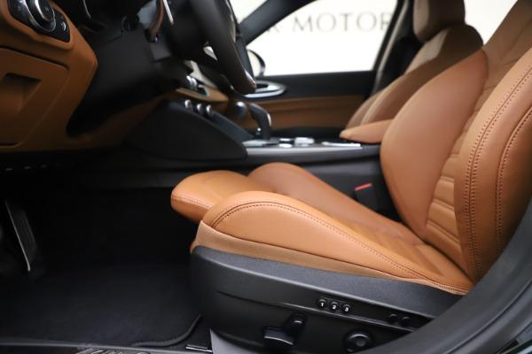 New 2020 Alfa Romeo Giulia Ti Sport Q4 for sale $54,995 at Rolls-Royce Motor Cars Greenwich in Greenwich CT 06830 14