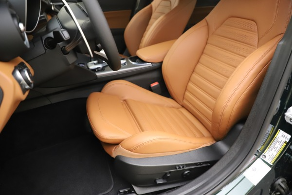 New 2020 Alfa Romeo Giulia Ti Sport Q4 for sale $54,995 at Rolls-Royce Motor Cars Greenwich in Greenwich CT 06830 15