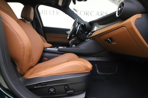 New 2020 Alfa Romeo Giulia Ti Sport Q4 for sale $54,995 at Rolls-Royce Motor Cars Greenwich in Greenwich CT 06830 23