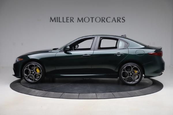 New 2020 Alfa Romeo Giulia Ti Sport Q4 for sale $54,995 at Rolls-Royce Motor Cars Greenwich in Greenwich CT 06830 3