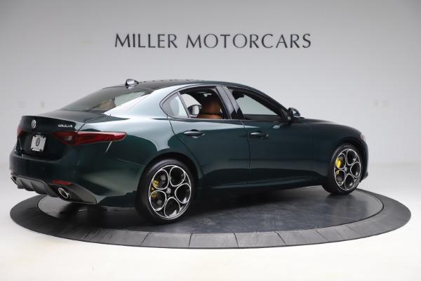 New 2020 Alfa Romeo Giulia Ti Sport Q4 for sale $54,995 at Rolls-Royce Motor Cars Greenwich in Greenwich CT 06830 8