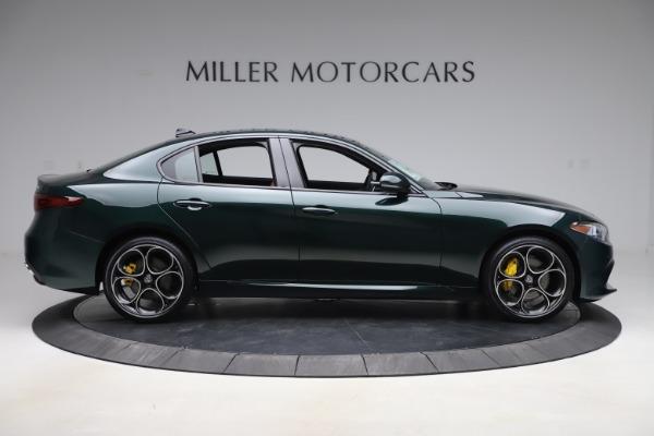 New 2020 Alfa Romeo Giulia Ti Sport Q4 for sale $54,995 at Rolls-Royce Motor Cars Greenwich in Greenwich CT 06830 9
