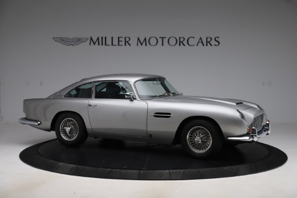 Used 1964 Aston Martin DB5 for sale Call for price at Rolls-Royce Motor Cars Greenwich in Greenwich CT 06830 10