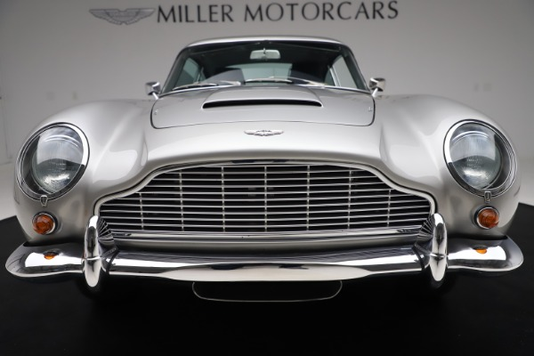 Used 1964 Aston Martin DB5 for sale Call for price at Rolls-Royce Motor Cars Greenwich in Greenwich CT 06830 14