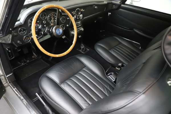 Used 1964 Aston Martin DB5 for sale Call for price at Rolls-Royce Motor Cars Greenwich in Greenwich CT 06830 15