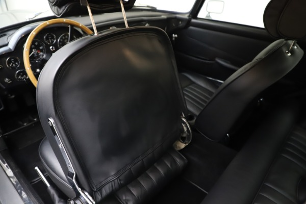 Used 1964 Aston Martin DB5 for sale Call for price at Rolls-Royce Motor Cars Greenwich in Greenwich CT 06830 17