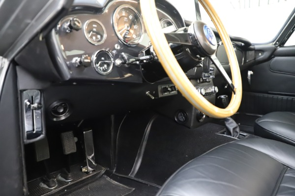 Used 1964 Aston Martin DB5 for sale Call for price at Rolls-Royce Motor Cars Greenwich in Greenwich CT 06830 18