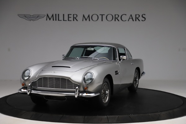 Used 1964 Aston Martin DB5 for sale Call for price at Rolls-Royce Motor Cars Greenwich in Greenwich CT 06830 2
