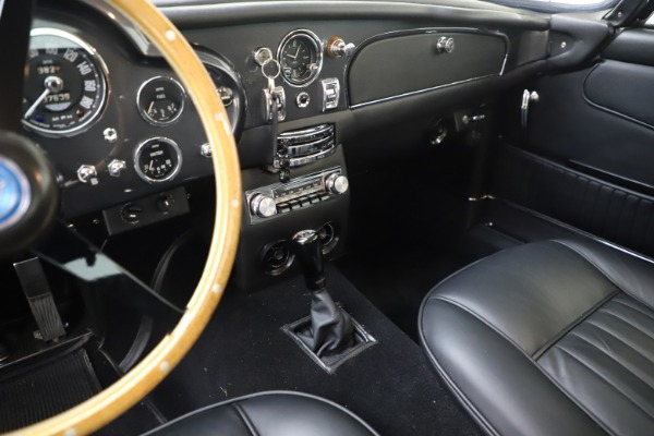 Used 1964 Aston Martin DB5 for sale Call for price at Rolls-Royce Motor Cars Greenwich in Greenwich CT 06830 20