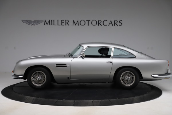 Used 1964 Aston Martin DB5 for sale Call for price at Rolls-Royce Motor Cars Greenwich in Greenwich CT 06830 3