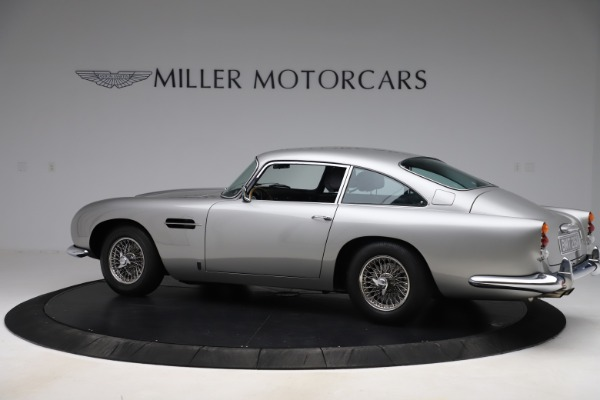 Used 1964 Aston Martin DB5 for sale Call for price at Rolls-Royce Motor Cars Greenwich in Greenwich CT 06830 4