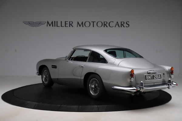 Used 1964 Aston Martin DB5 for sale Call for price at Rolls-Royce Motor Cars Greenwich in Greenwich CT 06830 5