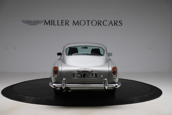 Used 1964 Aston Martin DB5 for sale Call for price at Rolls-Royce Motor Cars Greenwich in Greenwich CT 06830 6