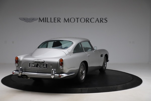 Used 1964 Aston Martin DB5 for sale Call for price at Rolls-Royce Motor Cars Greenwich in Greenwich CT 06830 7