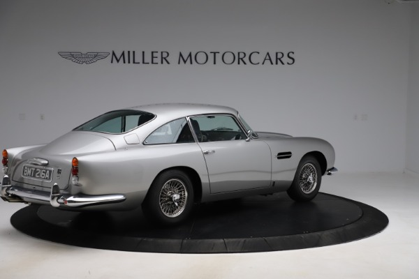 Used 1964 Aston Martin DB5 for sale Call for price at Rolls-Royce Motor Cars Greenwich in Greenwich CT 06830 8