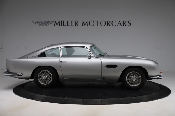Used 1964 Aston Martin DB5 for sale Call for price at Rolls-Royce Motor Cars Greenwich in Greenwich CT 06830 9