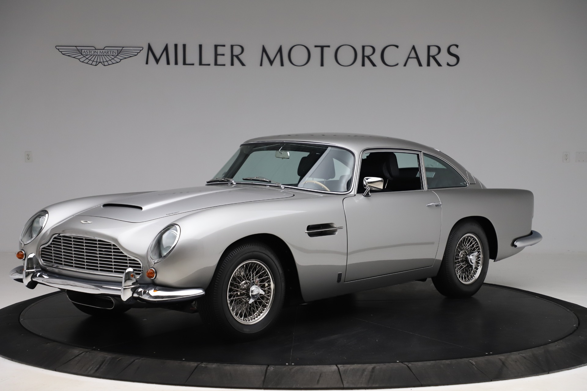 Used 1964 Aston Martin DB5 for sale Call for price at Rolls-Royce Motor Cars Greenwich in Greenwich CT 06830 1