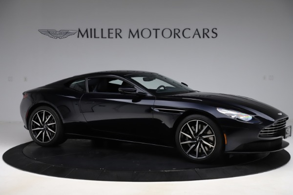 Used 2017 Aston Martin DB11 V12 for sale $129,900 at Rolls-Royce Motor Cars Greenwich in Greenwich CT 06830 10