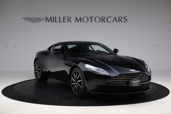 Used 2017 Aston Martin DB11 V12 for sale $129,900 at Rolls-Royce Motor Cars Greenwich in Greenwich CT 06830 11