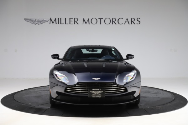 Used 2017 Aston Martin DB11 V12 for sale $129,900 at Rolls-Royce Motor Cars Greenwich in Greenwich CT 06830 12