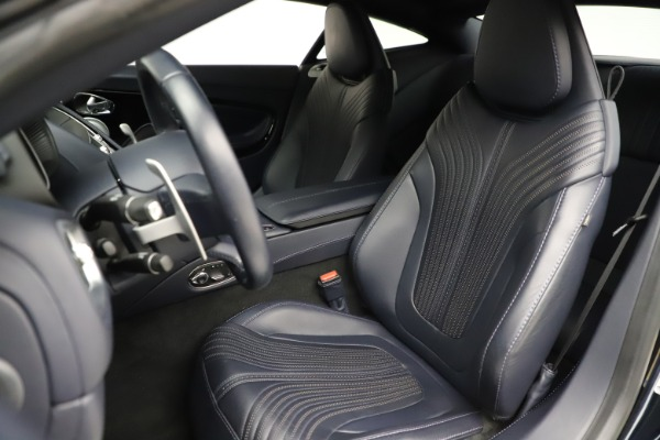 Used 2017 Aston Martin DB11 V12 for sale $129,900 at Rolls-Royce Motor Cars Greenwich in Greenwich CT 06830 15
