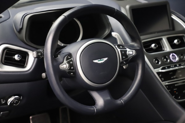Used 2017 Aston Martin DB11 V12 for sale $129,900 at Rolls-Royce Motor Cars Greenwich in Greenwich CT 06830 16