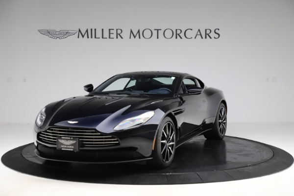 Used 2017 Aston Martin DB11 V12 for sale $129,900 at Rolls-Royce Motor Cars Greenwich in Greenwich CT 06830 2