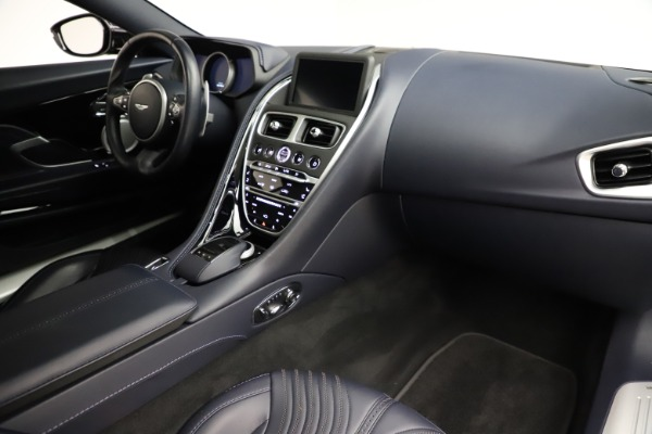 Used 2017 Aston Martin DB11 V12 for sale $129,900 at Rolls-Royce Motor Cars Greenwich in Greenwich CT 06830 20