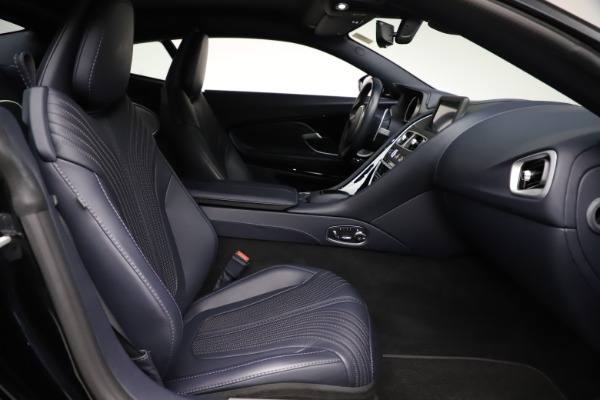 Used 2017 Aston Martin DB11 V12 for sale $129,900 at Rolls-Royce Motor Cars Greenwich in Greenwich CT 06830 21