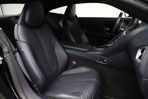 Used 2017 Aston Martin DB11 V12 for sale $129,900 at Rolls-Royce Motor Cars Greenwich in Greenwich CT 06830 22