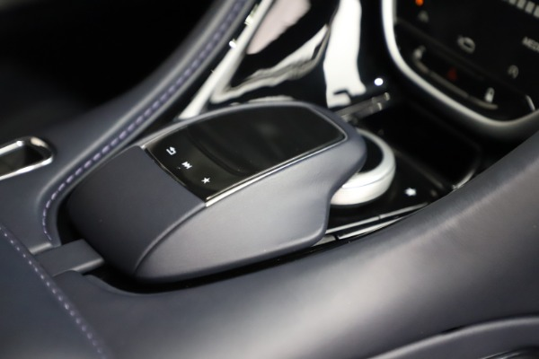 Used 2017 Aston Martin DB11 V12 for sale $129,900 at Rolls-Royce Motor Cars Greenwich in Greenwich CT 06830 24