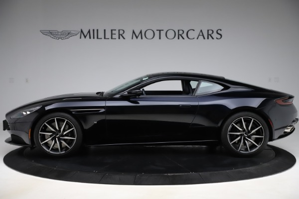 Used 2017 Aston Martin DB11 V12 for sale $129,900 at Rolls-Royce Motor Cars Greenwich in Greenwich CT 06830 3