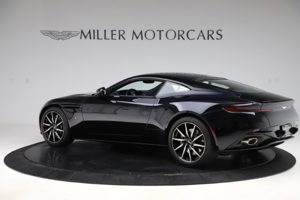 Used 2017 Aston Martin DB11 V12 for sale $129,900 at Rolls-Royce Motor Cars Greenwich in Greenwich CT 06830 4