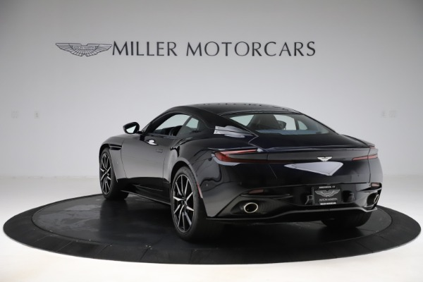 Used 2017 Aston Martin DB11 V12 for sale $129,900 at Rolls-Royce Motor Cars Greenwich in Greenwich CT 06830 5
