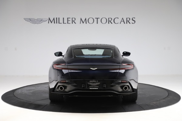Used 2017 Aston Martin DB11 V12 for sale $129,900 at Rolls-Royce Motor Cars Greenwich in Greenwich CT 06830 6
