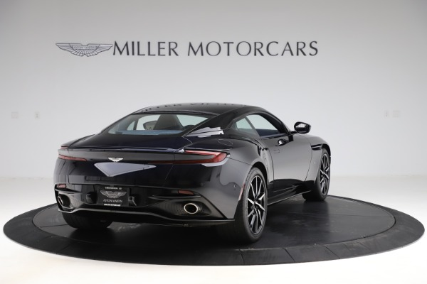 Used 2017 Aston Martin DB11 V12 for sale $129,900 at Rolls-Royce Motor Cars Greenwich in Greenwich CT 06830 7