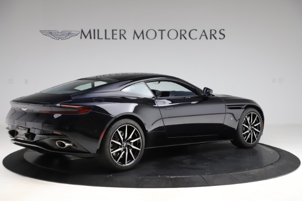 Used 2017 Aston Martin DB11 V12 for sale $129,900 at Rolls-Royce Motor Cars Greenwich in Greenwich CT 06830 8