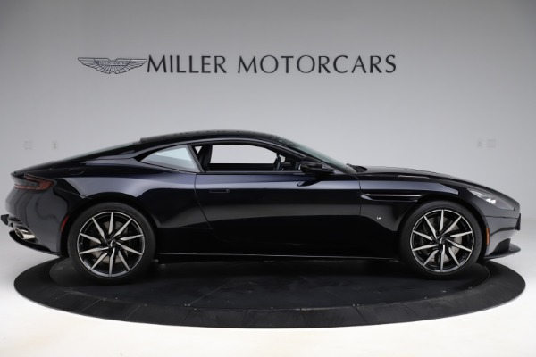 Used 2017 Aston Martin DB11 V12 for sale $129,900 at Rolls-Royce Motor Cars Greenwich in Greenwich CT 06830 9