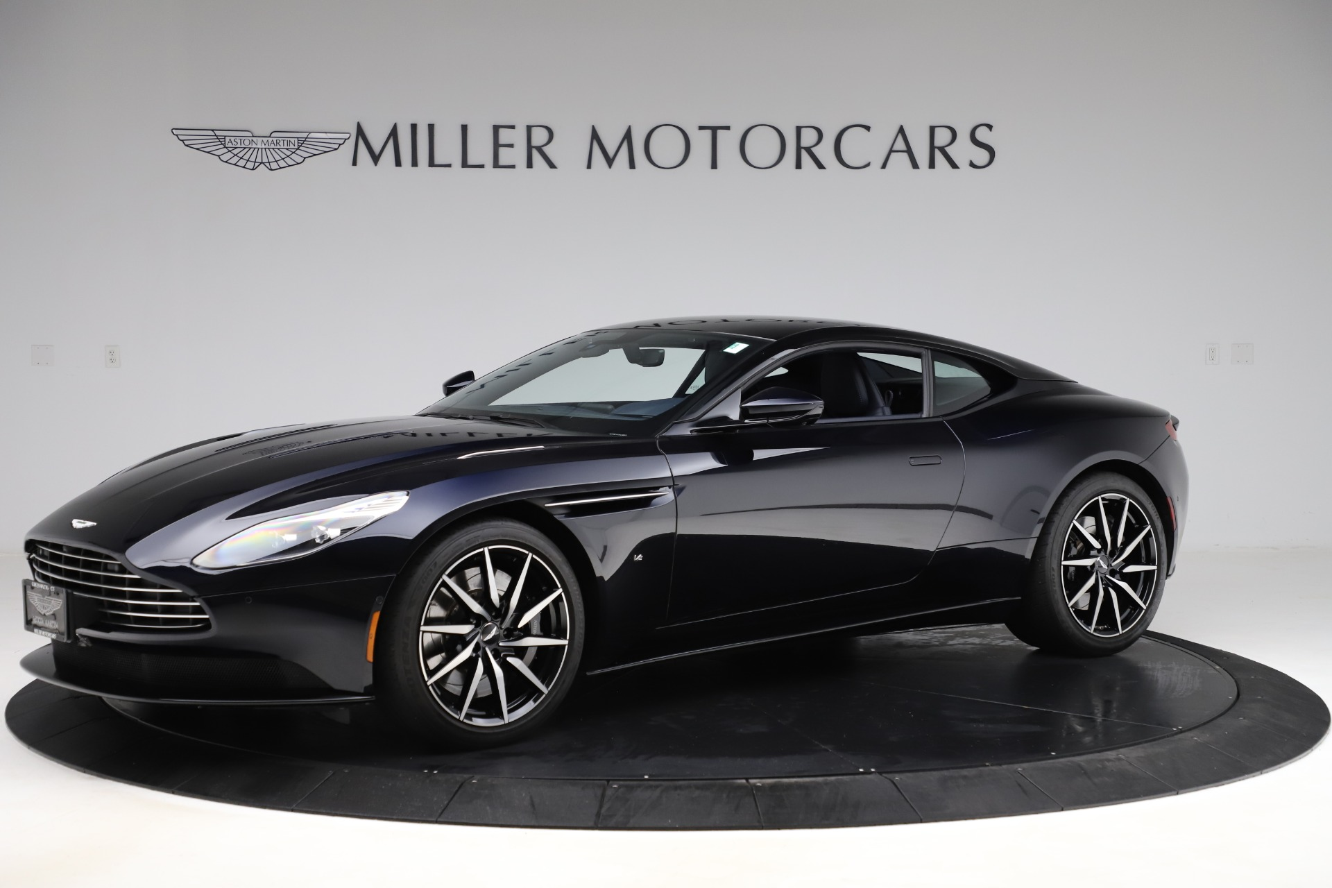 Used 2017 Aston Martin DB11 V12 for sale $129,900 at Rolls-Royce Motor Cars Greenwich in Greenwich CT 06830 1
