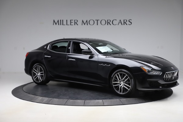 New 2019 Maserati Ghibli S Q4 for sale $91,165 at Rolls-Royce Motor Cars Greenwich in Greenwich CT 06830 10