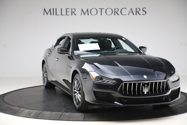 New 2019 Maserati Ghibli S Q4 for sale $91,165 at Rolls-Royce Motor Cars Greenwich in Greenwich CT 06830 11