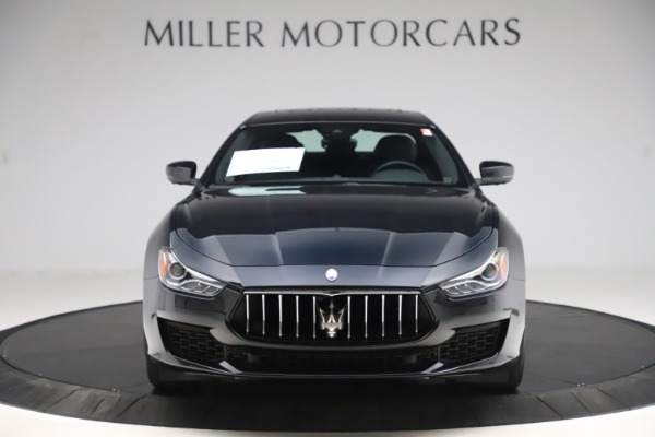 New 2019 Maserati Ghibli S Q4 for sale $91,165 at Rolls-Royce Motor Cars Greenwich in Greenwich CT 06830 12